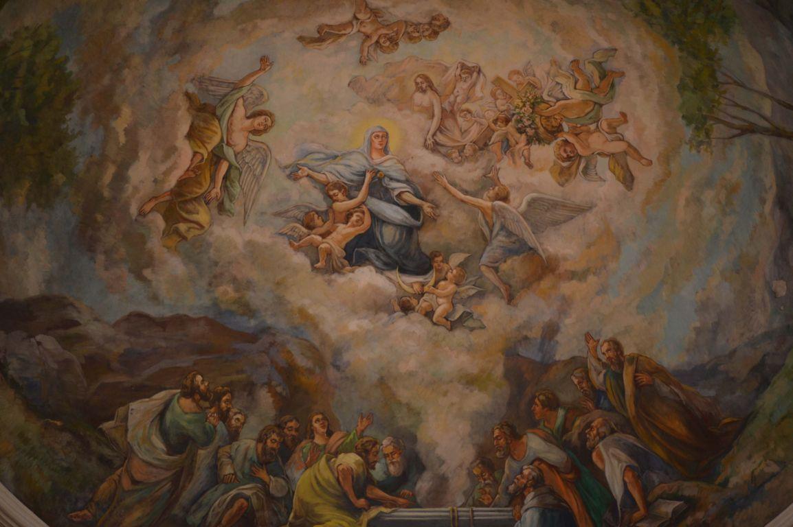 poza interior biserica