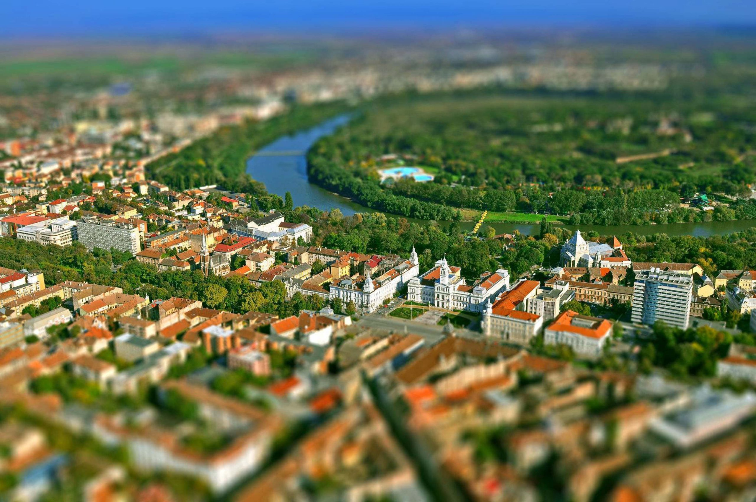 Arad city